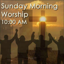 Sunday Morning Worship 450x450