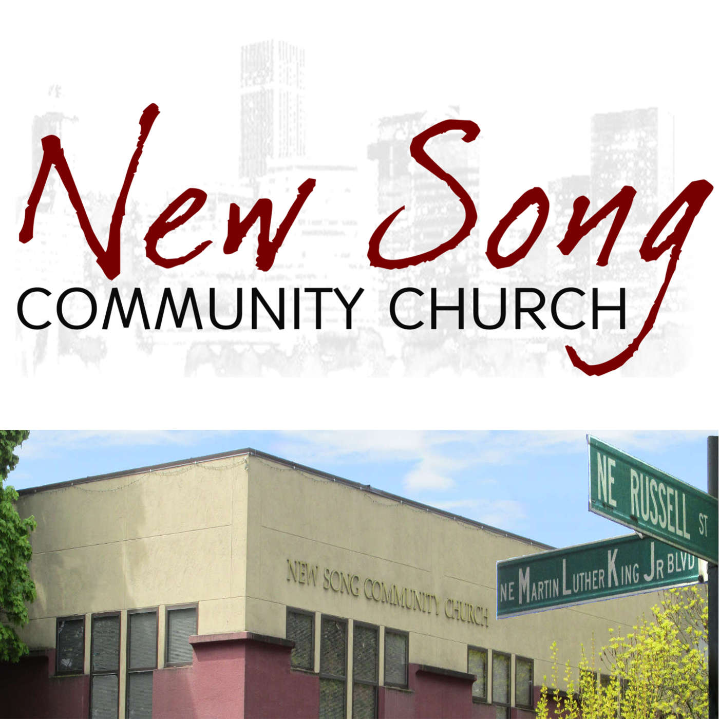 Sermons – New Song Community Church