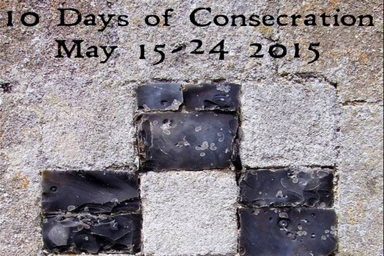 10 days of Consecration 750-500